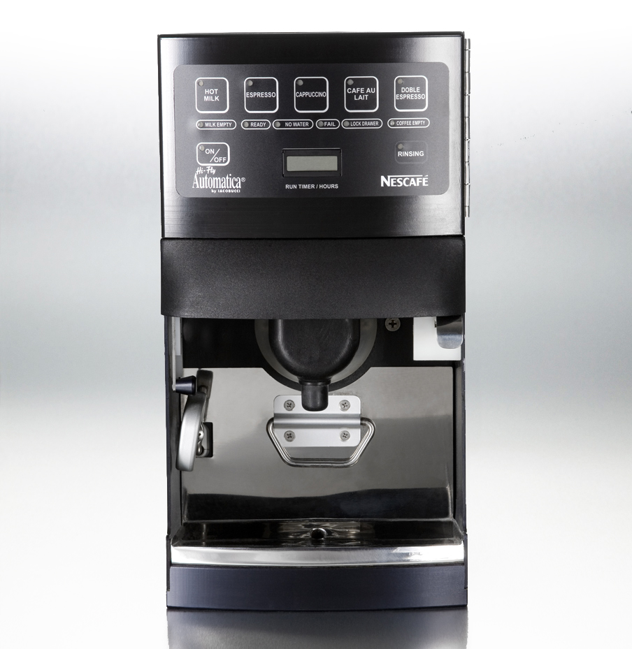 nescaf Commercial Coffee Maker With Water Line